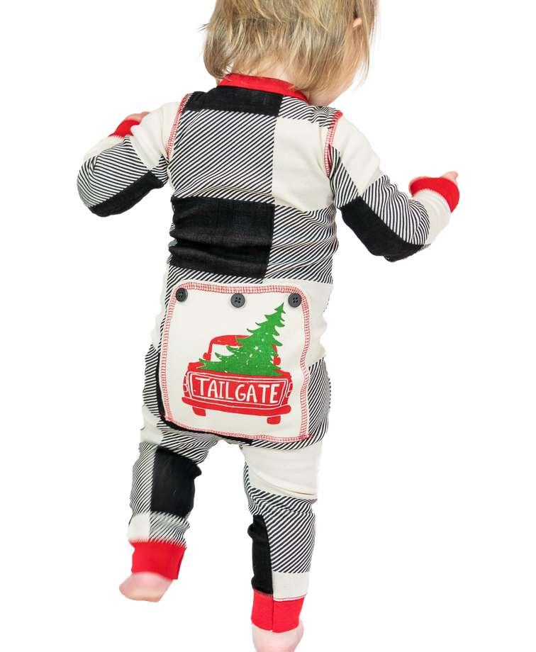 Tailgate Infant Onesie Flapjack
