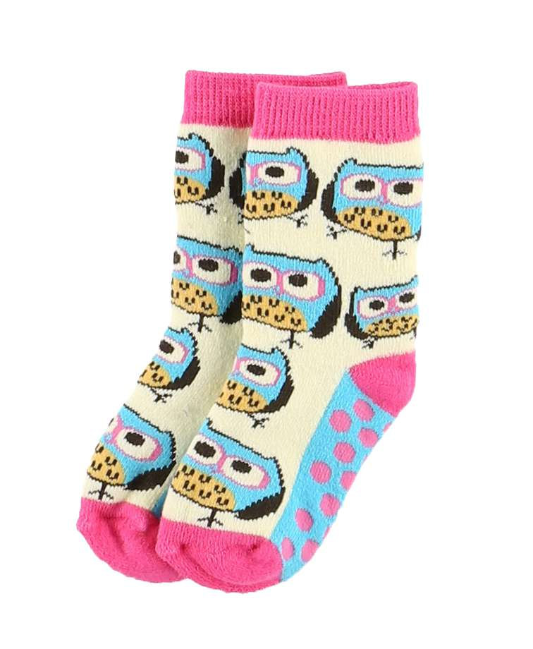 Owl Yours Infant Sock