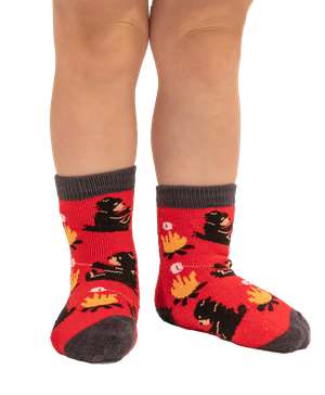 Happy Camper Infant Sock