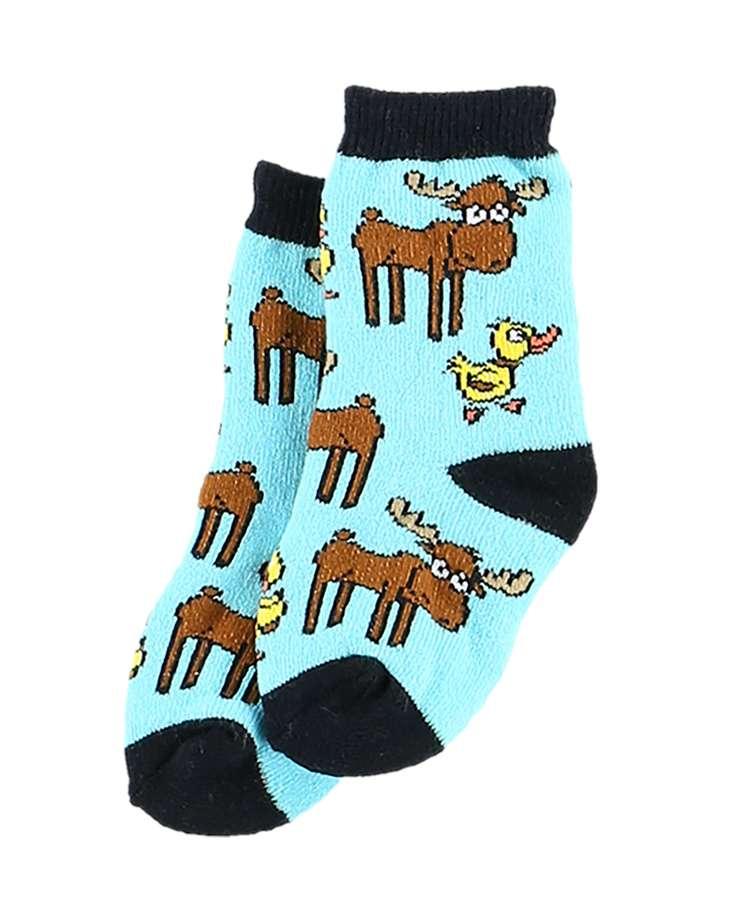 Duck Duck Moose Infant Sock