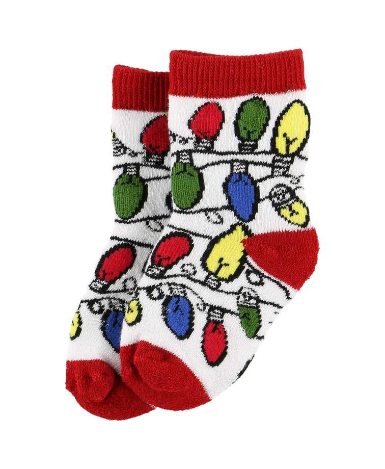 Lights Out! Infant Sock
