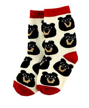 Bear Cub Infant Sock