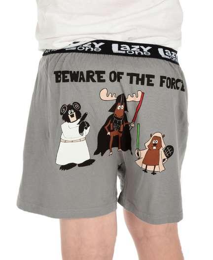 Novelty Boxer Shorts Lazy One Funny Boxers Exstinct Kid Boxer, Medium Gag Gifts for Boys Kids Underwear