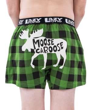 Moose Caboose Kid Boxer