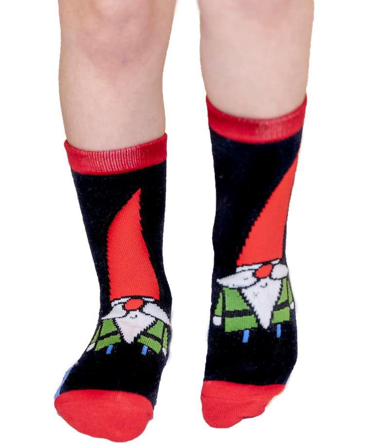 Gnome Kid Sock