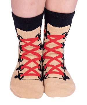 Boot Kid Sock