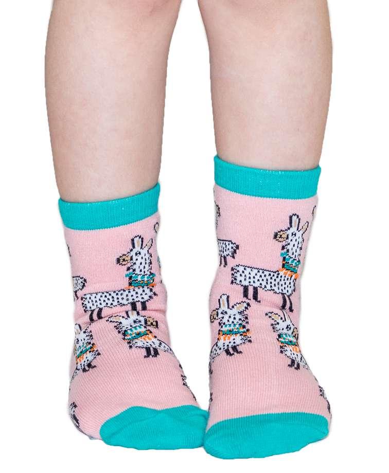 Llama Kid Sock