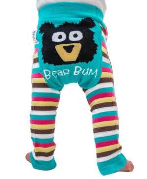 Bear Bum Infant Leggings