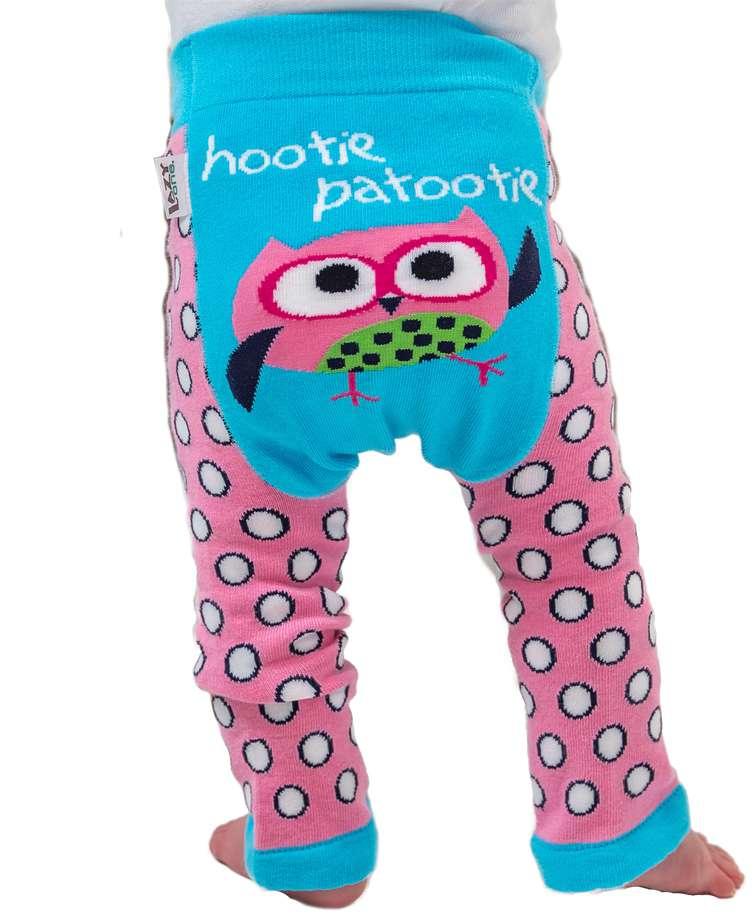 Hootie Patootie Infant Owl Leggings