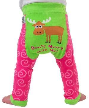 Don't Moose Infant Leggings