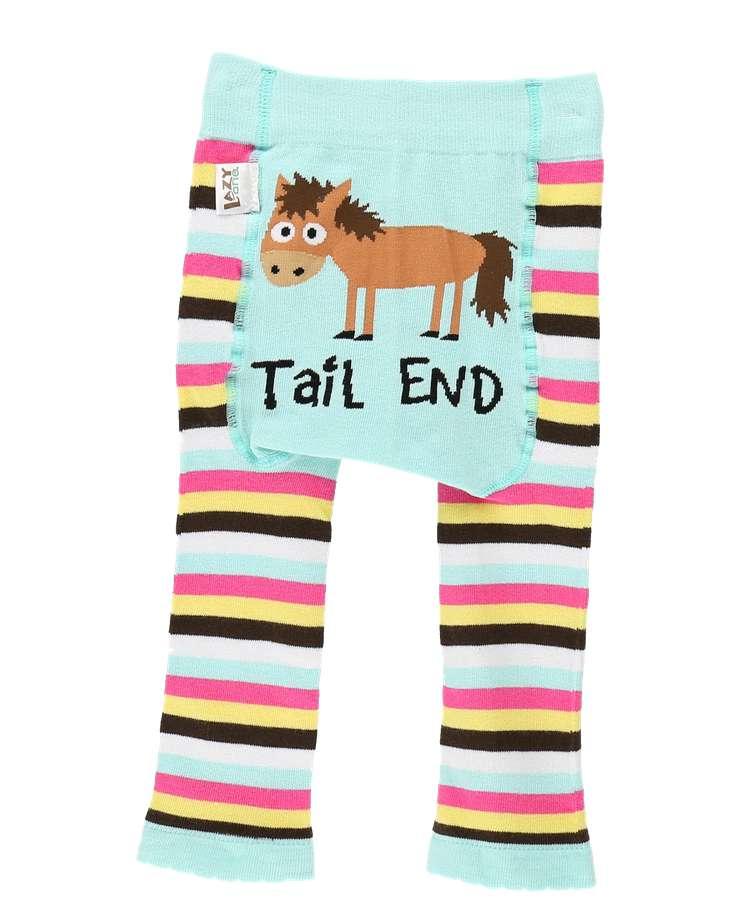 Tail End Toddler Horse Leggings