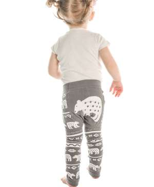Nordic Bear Infant Legging