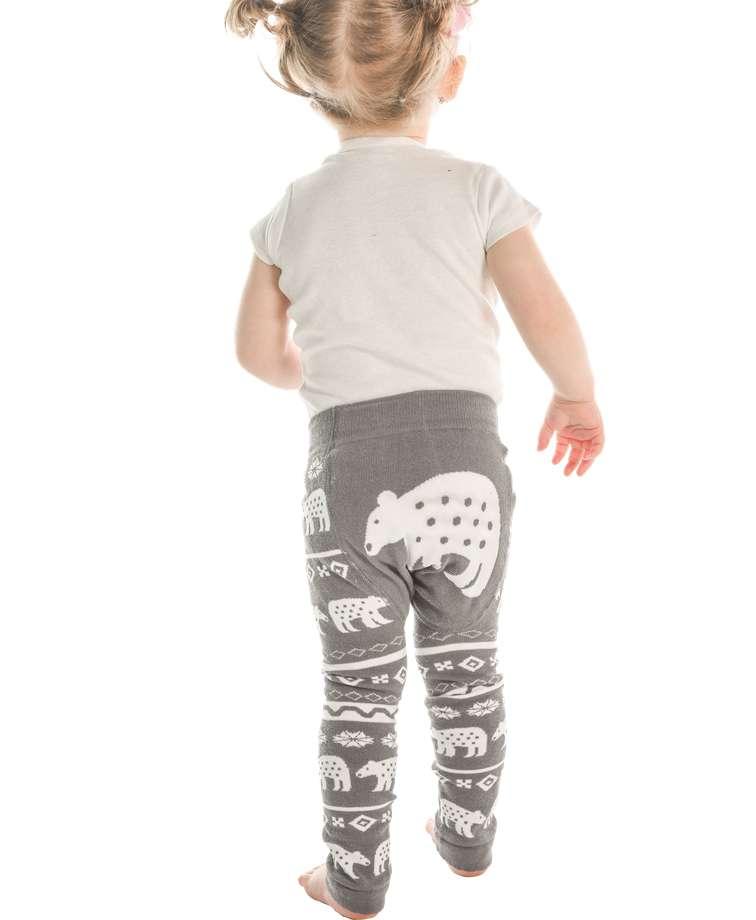 Nordic Bear Infant Legging