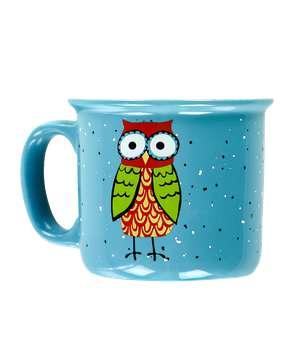 Look Hoo's Awake Mug