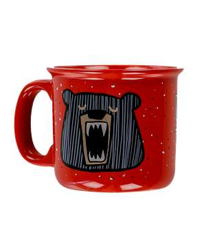 Don't Wake the Bear Ceramic Mug