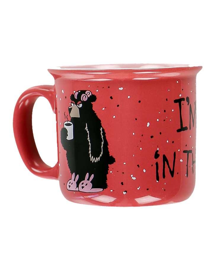 Bear in the Morning Mug