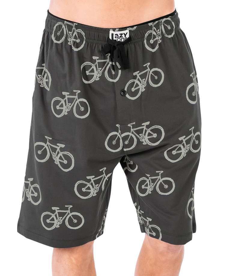 Bikes Men's Pajama Shorts