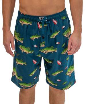 Bass Men's Pajama Shorts