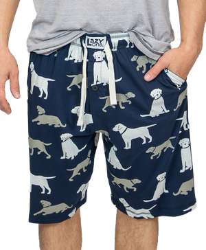 Labs Men's Pajama Shorts