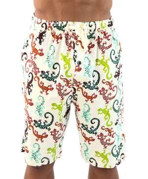 Gecko Men's Pajama Shorts