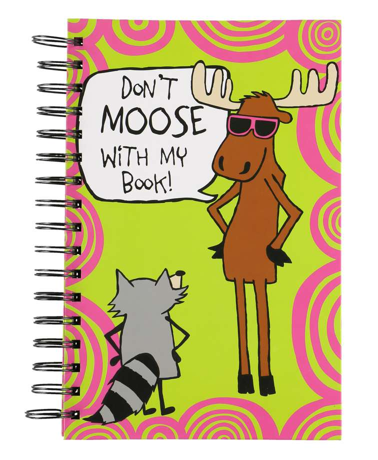 Don't Moose Notebook