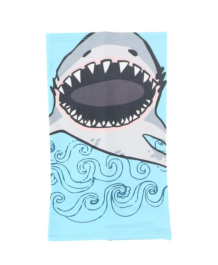 Shark Kid's Neck Gaiter