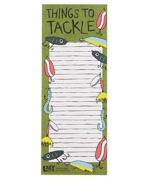 Things to Tackle Notepad