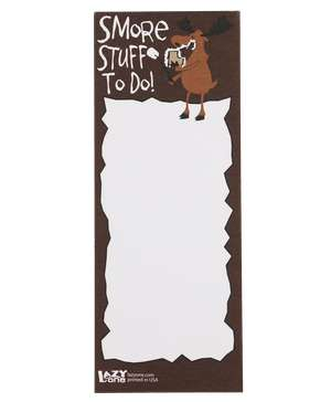 S'more Stuff to Do Notepad
