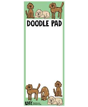 Doodle Pad Notepad