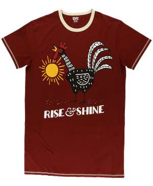 Rise & Shine Rooster Nightshirt