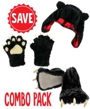 Black Bear Wild Thing Combo Pack