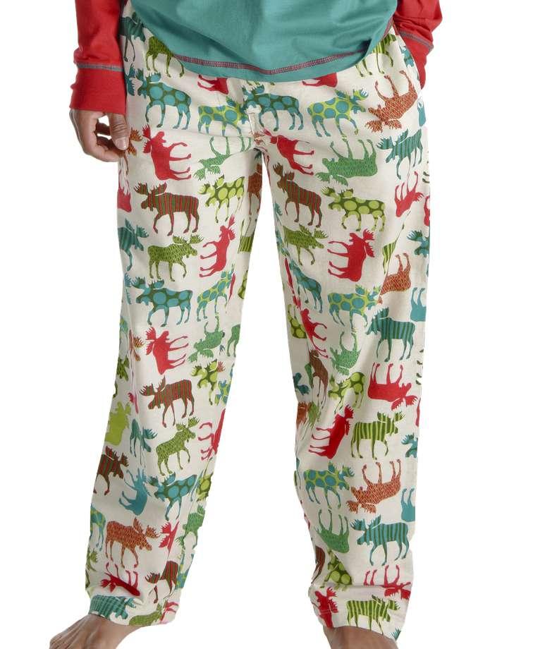 Pattern Moose Men's PJ Pant