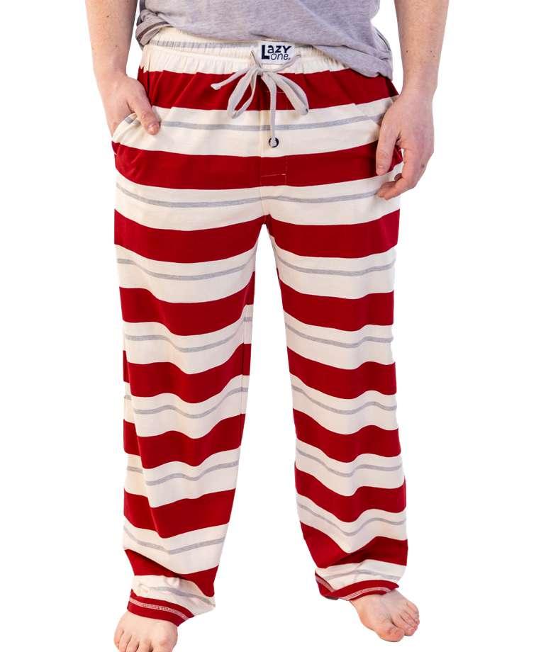 Country Stripe Men's PJ Pant