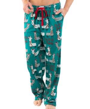 Llama Men's PJ Pants