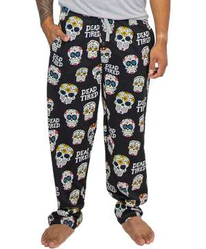 Dead Tired Men's PJ Pant