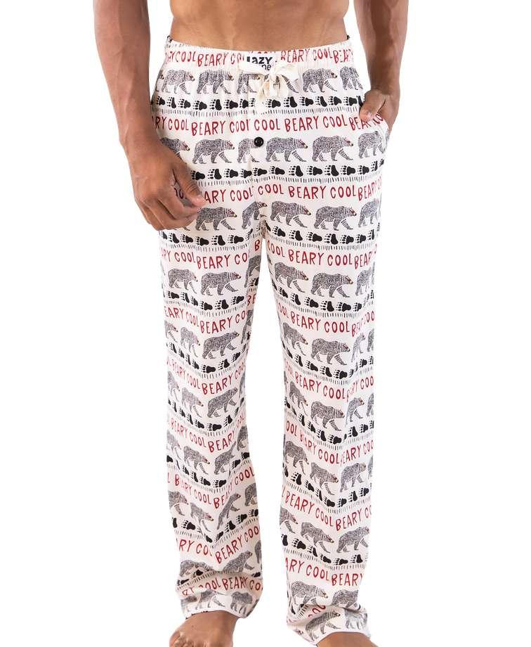 Beary Cool Men's PJ Pant