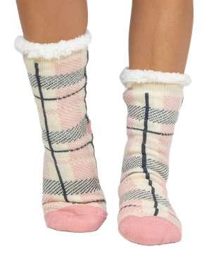 Bear Hug Plush Sock