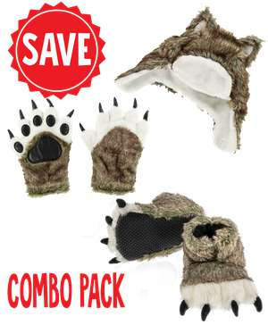 Wolf Wild Thing Combo Pack