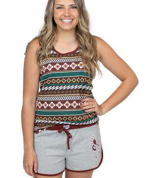 Kokopelli Women's Tank & Short Set