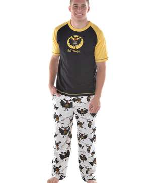 Bat Moose Men's PJ Set