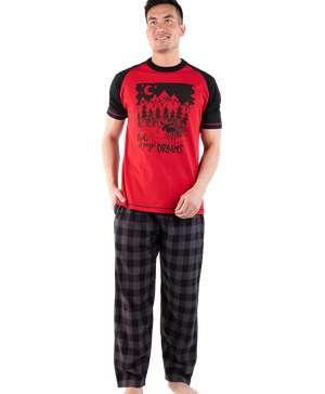 Lost in My Dreams Men's Pajama Set