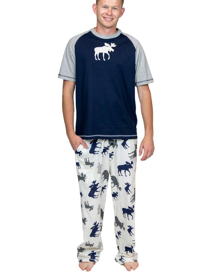 Blue Moose Mens PJ Set