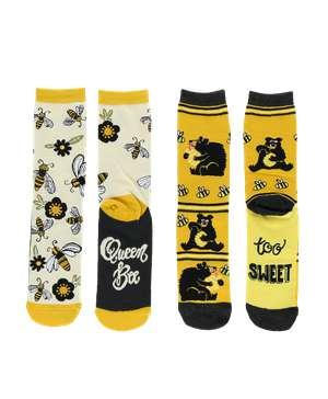 Honey Sock 2 Pack
