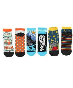 Outdoor Sock 3 Pack