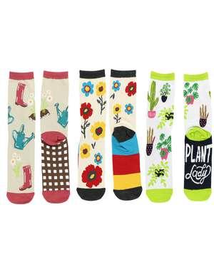 Gardening Sock 3 Pack
