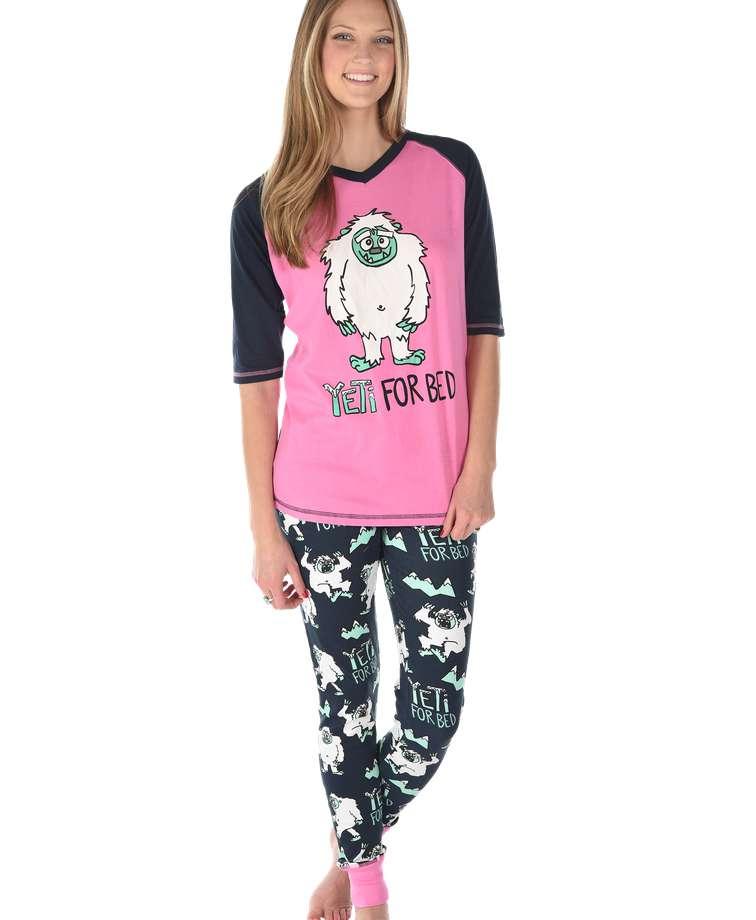 Yeti For Bed Women's Legging Set