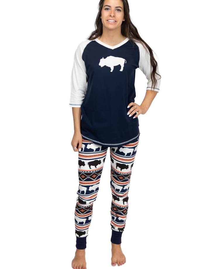 Buffalo Fair Isle Women's Legging Set