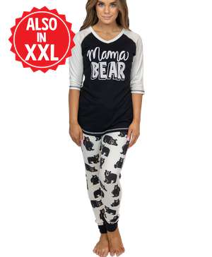 Mama Bear Women's Legging Set