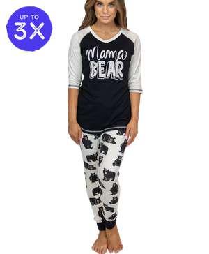 Mama Bear Women's Legging Set