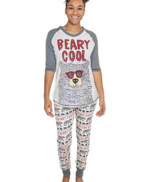 Beary Cool Women's Legging Set